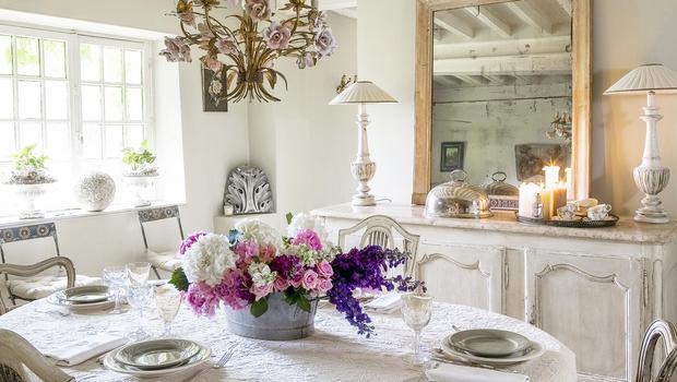 Un cottage romantique