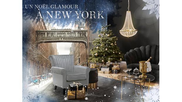 À New-York : un Noël glamour