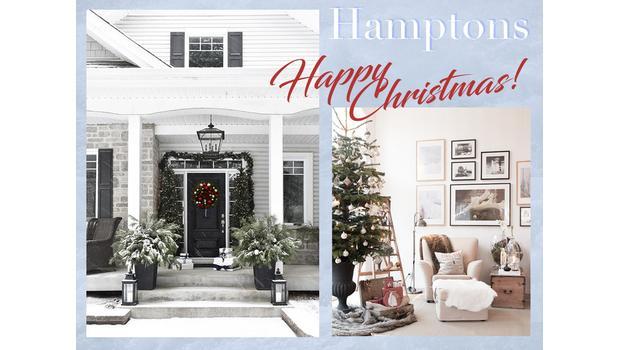 Un Noël dans les Hamptons