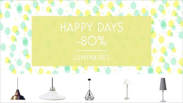 happy days luminaires deco style inspiration