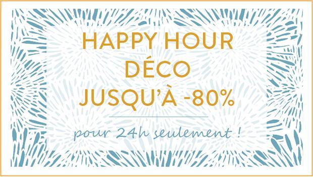Happy hour - déco