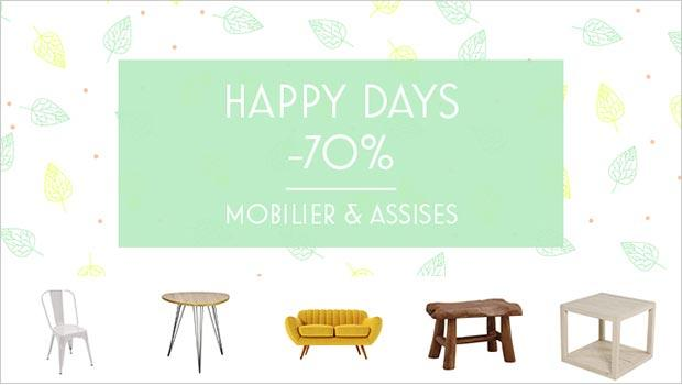 happy days mobilier westwing deco style