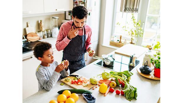Une cuisine healthy
