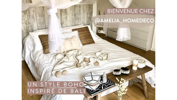 Bienvenue chez Amélia