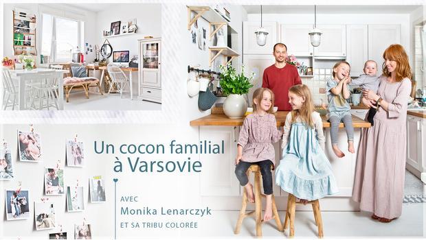 Une oasis familiale à Varsovie