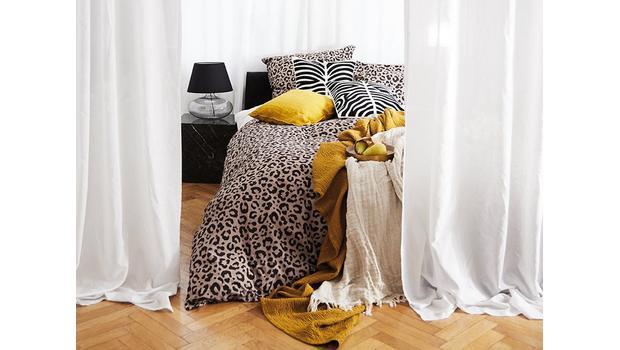 Linges de lit raffinés