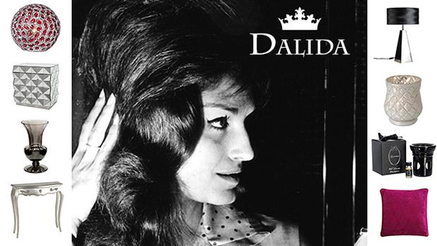 HOMMAGE TO DALIDA