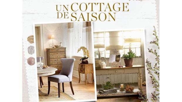 Le parfait cottage...