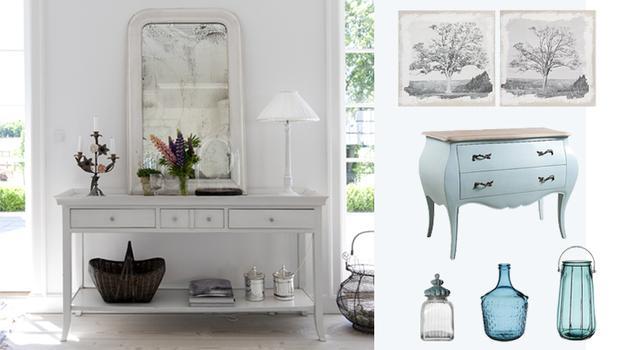 mobilier décoration impressionnisme
