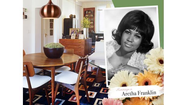 Icône jazzy : Aretha Franklin