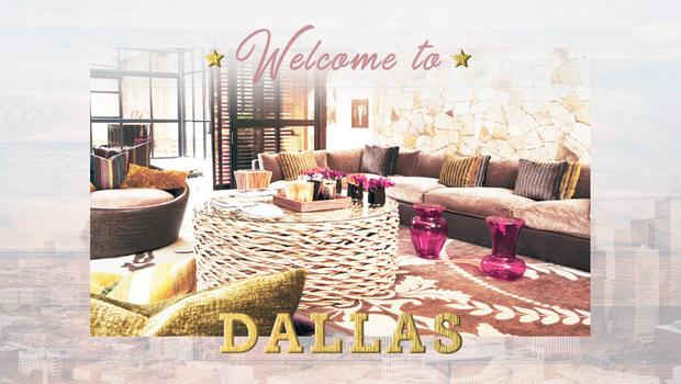 Bienvenue à Dallas