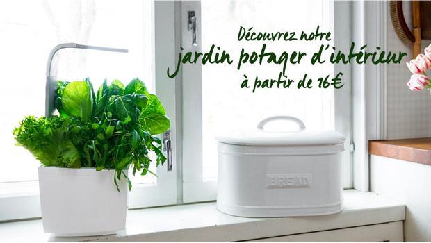 Un jardin dans votre appart ?