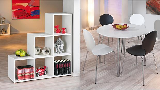 Interlink meuble contemporain
