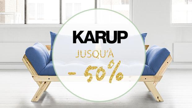Futons convertibles Karup
