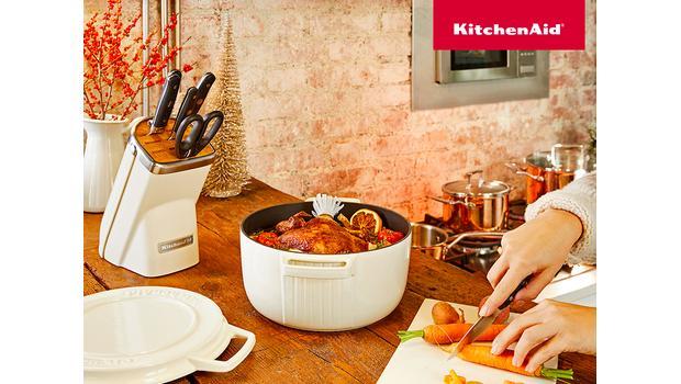 Cuisiner avec KitchenAid