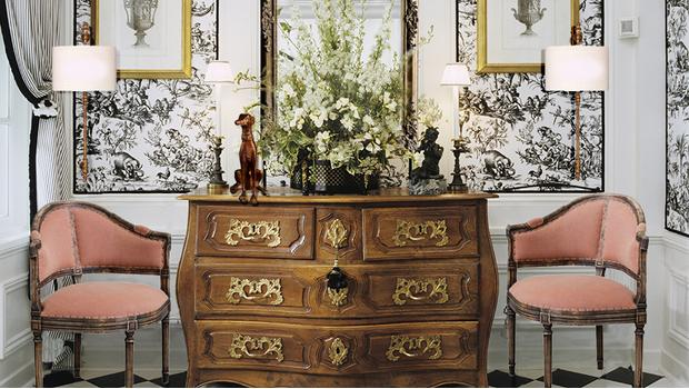 Labyrinthe Interiors, mobilier