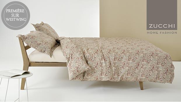 linge de lit italien chambre décoration qualité