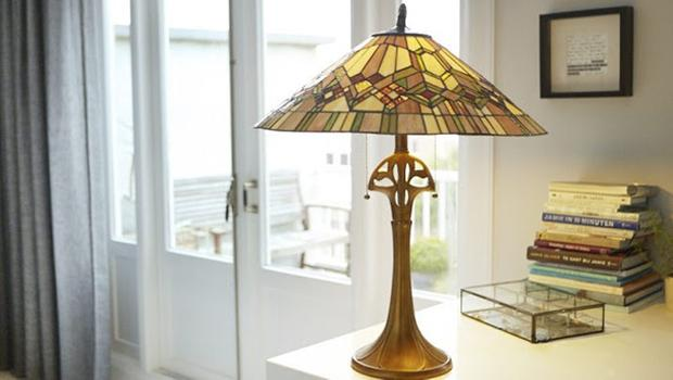 Lampes de style tiffany on en raffole westwing