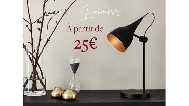 Lampes articulées design