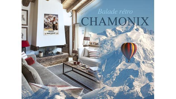 Balade rétro à Chamonix