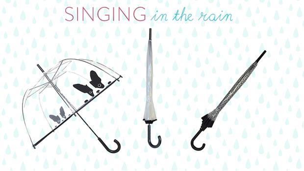 Un look, un parapluie