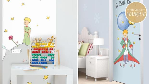 Murs de chambre d'enfant