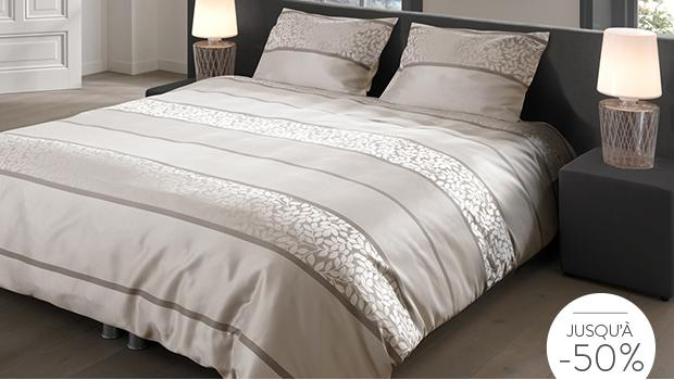 housses draps linge de lit