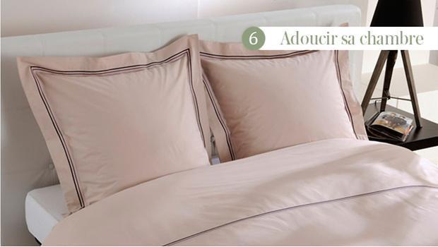 Doux linge de lit