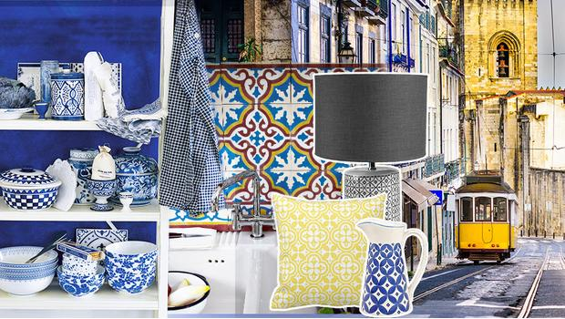 Trend alert : les azulejos