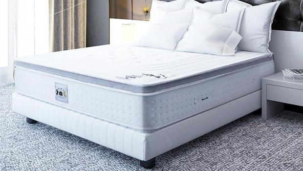 literie h teli re de france sommiers matelas surmatelas. Black Bedroom Furniture Sets. Home Design Ideas