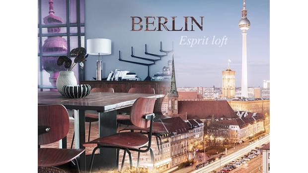 Esprit loft à Berlin