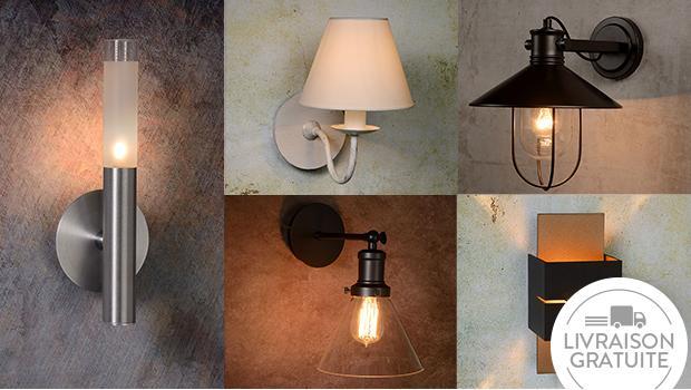 appliques luminaire lampes