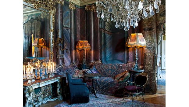 Salon néo-boudoir