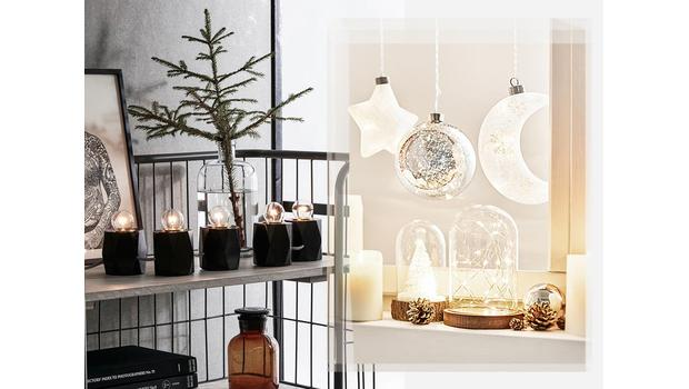 Jolies lumières de Noël