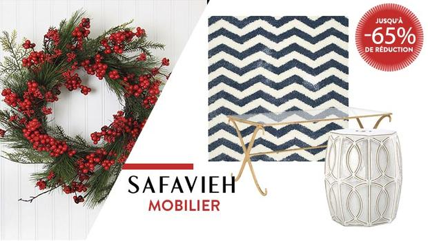 tapis fait main meubles safavieh