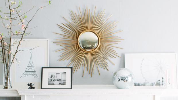 Miroirs soleil