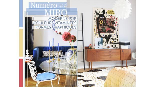 Inspiration Joan Miró
