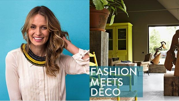 MIX FASHION MEETS DECO