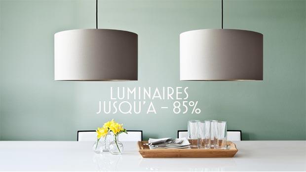 Luminaires de tous styles