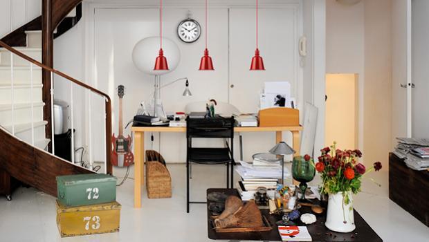 mobilier décoration idus bar industrielle