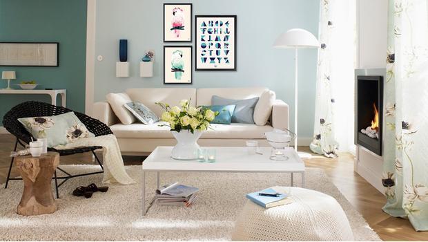 mobilier assises scandinave pastel scandi