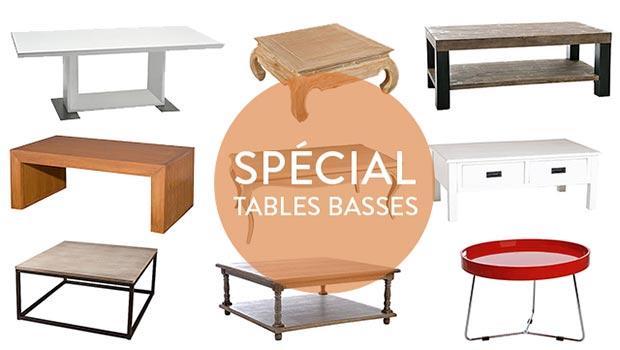 MIX - tables basses