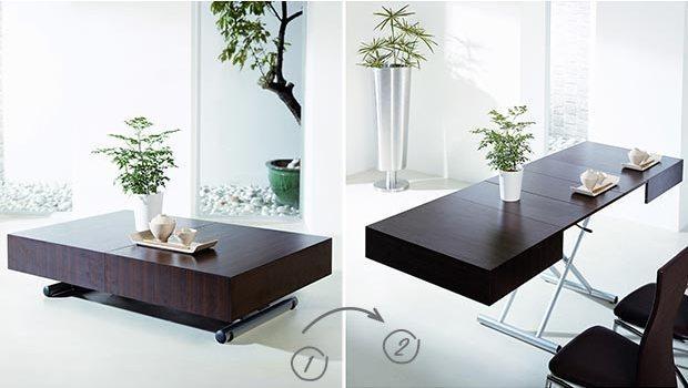 Mobilier pliant appartement petit espace