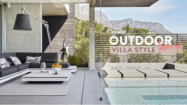 Une terrasse d'architecte