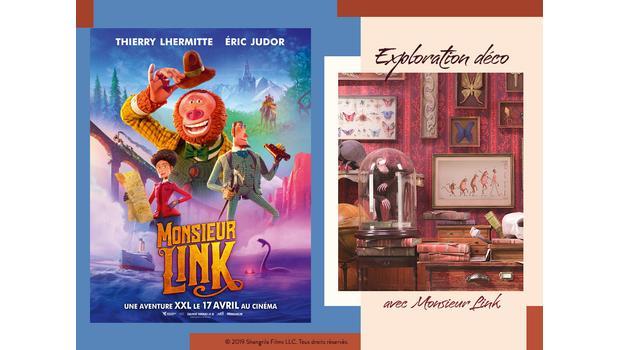 Monsieur Link, le film