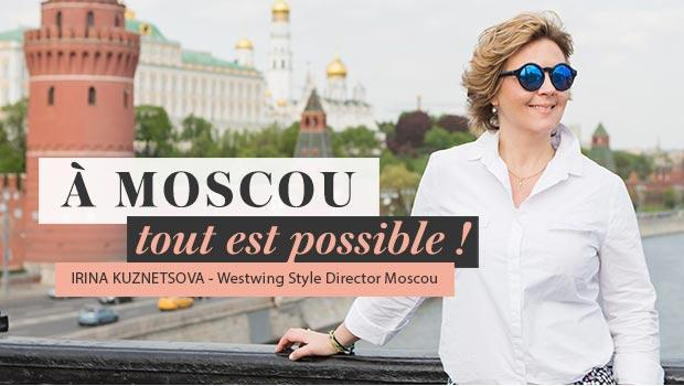 Moscou style journey - PRL