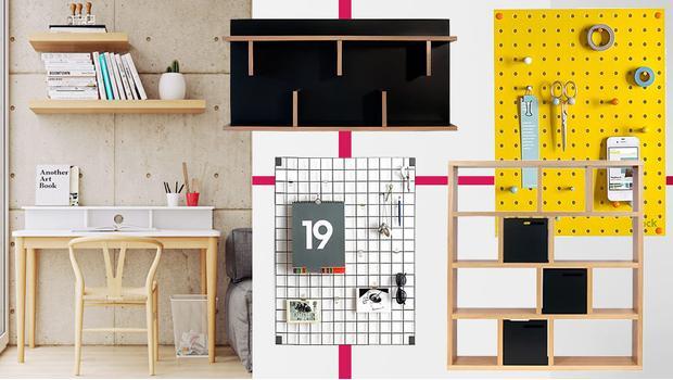 mobilier décoration rangement creatif