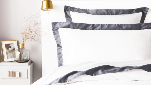 Linge de lit haute couture