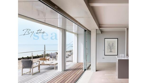Une villa face à l'océan