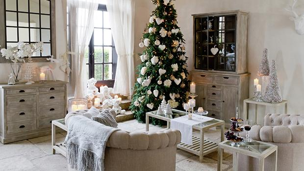 eightmood déco de noël hivers sapin boule